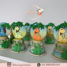 Die Dinos Baby, Baby Dinosaurs, Dinosaur Birthday Cakes, Dinosaur Party, The Good Dinosaur Cake, Dragons, Girl Dinosaur, Candy Cookies, Chocolate Covered Oreos