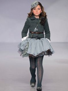 Moda infantil, otoño 2012, Fimi