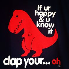Every time I read this it just makes me smile! My life isn't all that bad lol... Poor T. rex