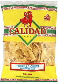 Calidad Tortilla Chips - best $1.69 chips everrrrrr!!!! - Bought these today, they are amazing and cheap.