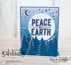Carols Of Christmas - Stampin' Up! Artisan Design Team Blog Hop