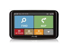 Novo u ponudi, navigacija Mio Spirit 6900 LM sa mapom cele Evrope. http://www.handy.rs/sr/p/mio/mio-spirit-6900-lm