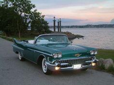 1958 Cadillac | 1958 Cadillac Convertible Video by Arild Kolnes