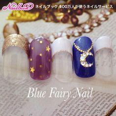 BlueFairyNailさんの冬ネイル♪[682170]|ネイルブック