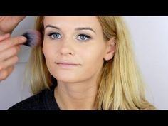 Uniwersalny makijaż dla blondynki | loveandgreatshoes - YouTube Mac Brave, Estee Lauder Double Wear, Max Factor, Face Powder, False Lashes, Revlon, Loreal, Maybelline, Makeup