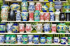 Ceramic Pots, Beverages, Drinks, Arizona Tea, Drinking Tea, Ceramics, Canning, Drinking, Ceramica
