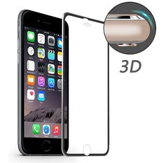 ENKAY Aluminum Alloy 3D Arc Edge 0.2mm 9H Tempered Glass Screen Protector for iPhone 6 6s  Worldwide delivery. Original best quality product for 70% of it's real price. Hurry up, buying it is extra profitable, because we have good production sources. 1 day products dispatch from...