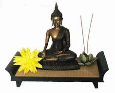 cool meditation altar
