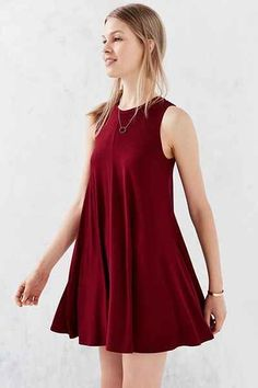 UrbanOutfitters.com: Awesome stuff for you & your space #tankdress