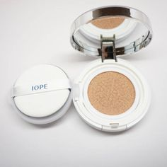 Iope Air Cushion XP: This seems to be THE cushion compact to have. ICYMI, cushion compacts contain a lighter, dewier version of BB or CC cre...