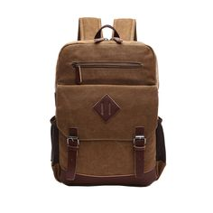 188cabd9452 Cheap backpack bag, Buy Quality large capacity backpack directly from China  men backpack canvas Suppliers: Bokinslon Men Backpacks Canvas Solid Color  Male ...