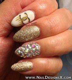 chanel nail art » Nail Designs & Nail Art