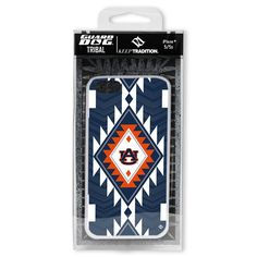 Auburn Tigers Paulson Designs Tribal Case for iPhone® 5/5s-MobileMars