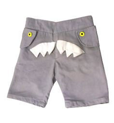 I would love to out either my daughter, or my dauhter to be in these. Coolest kids pants ever!