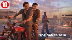 Top 10  best video games of 2016