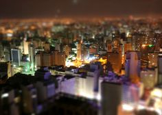 Terraço Itália, São Paulo #tiltshift
