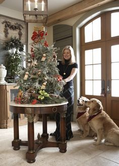 Rinfret LTD: Holiday Decorating, Part II: Creative Christmas Trees