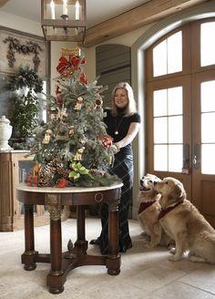 Rinfret LTD: Holiday Decorating, Part II: Creative Christmas Trees