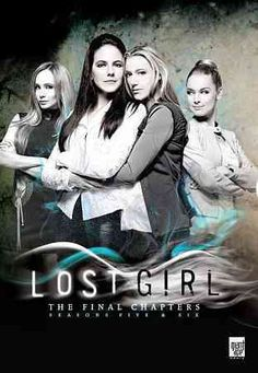 This release contains seasons five and six of LOST GIRL, a supernatural drama series about a seemingly ordinary girl who suddenly finds out she's a succubus.