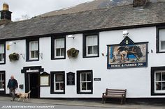 Horse and Farrier Inn, Threlkeld, Cumbria