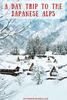 Discount Airfares Through The USA To Germany - Cost-effective Travel World Wide The Villages Of Shirakawa-Go And Gokayama In Japan Gets Covered In 1 To 2 Meters Of Snow, Visit The Unquie Straw Houses Here If You Are In Japan In Winter. Japan Travel Guide, Asia Travel, Travel Pics, Travel Ideas, Gokayama, Shirakawa Go, Winter In Japan, Visit Japan, India