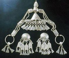 Jewellery on North Africa ( Amazigh World )