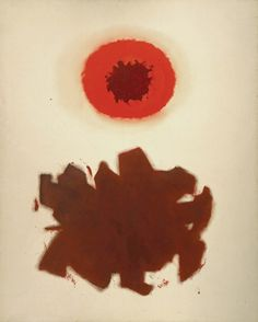 Adolph Gottlieb. #art #abstract #expressionism