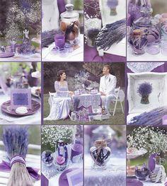 Лавандовая свадьба! | YourBirthDay.ru