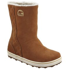 Sorel Womens Glacy Pull On Insulated Boots Elk Platform Ankle Boots, Suede Ankle Boots, Suede Booties, Ankle Booties, Bootie Boots, Pyjamas, Snow Boots, Winter Boots, Fishing Boots