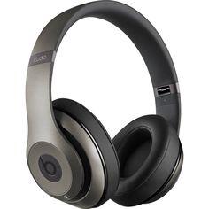 Beats by Dr. Dre Studio Wireless Headphones (Titanium)