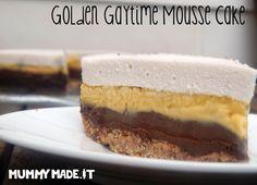 Paleo Golden Gaytime Mousse Cake (Dairy, Gluten & Refined Sugar Free)