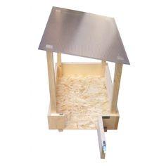 Bac à sable pour poules Palette, Home Decor, Sandbox, Hens, Decoration Home, Room Decor, Pallets, Home Interior Design, Home Decoration