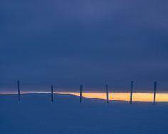 Valdalsfjellet, Hedmark fylke, Norway. 23 Januari 2014.