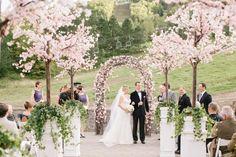 Four Seasons Wedding: Ceremony