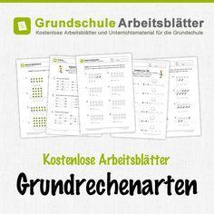84 besten Mathe Bilder auf Pinterest | Montessori, Grundschule und ...