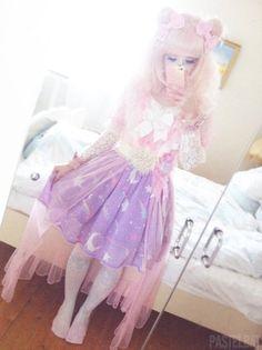 I like the skirt.