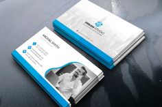 Corporate Business Card v,100