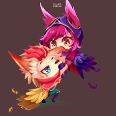 #leagueoflegends #fanart #rakanandxayah #lolleagueoflegends #art #chibi #xayah League of legends Fan Art please follow me on Fb www.facebook.com/clausketch/ ;U; comisions on FB hope...