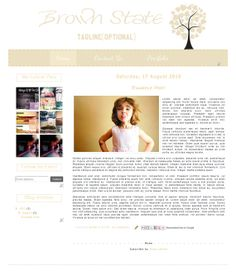 ON Sale 80 Off  Light Theme V2  Blogger Template  by Symufathemes, $5.00 Blogger Themes, Blogger Templates, Wordpress