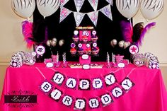 50 Sweet Girls Party Ideas!