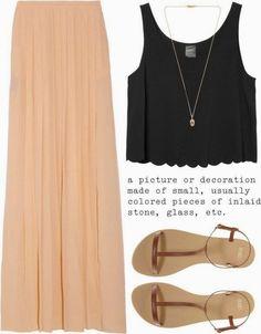 cute summer outfit   FASHION KITE