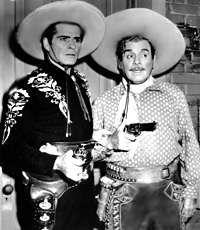 The Cisco Kid & Pancho