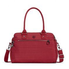 b0a629146dad SUNBEAM Risky Red HANDBAGS by Kipling Front Kipling Handbags