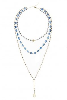 3 in 1 Layered Necklace   | Calypso St. Barth