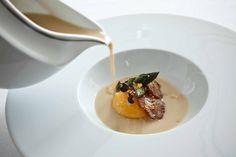 Francis Paniego, Rest. El Portal de Echaurren, 1* Michelin – 2 Soles Repsol. Encuentra la receta en http://bit.ly/AimnfF