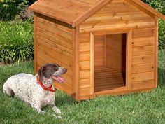 Dog Houses Dog House Plans And Diy Dog On Pinterest