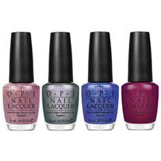 katy-perry-opi-nail-polish-line ❤ liked on Polyvore