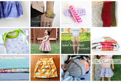 Overlocker/Serger Project Roundup with Palak Shah of Make It Handmade Serger Sewing Projects, Sewing Hacks, Sewing Tutorials, Sewing Crafts, Sewing Patterns, Free Tutorials, Sewing Tips, Sewing Ideas, Brother 1034d Serger