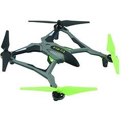 Dromida Vista UAV Quadcopter Drone Ready-to-Fly (RTF) (Green).