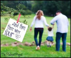 This is a really cute second baby announcement! And baby makes 4 Maternity Pictures, Pregnancy Photos, Baby Pictures, Announce Pregnancy, Christmas Maternity Photos, Family Maternity Photos, Maternity Shoots, Second Pregnancy, Family Pictures